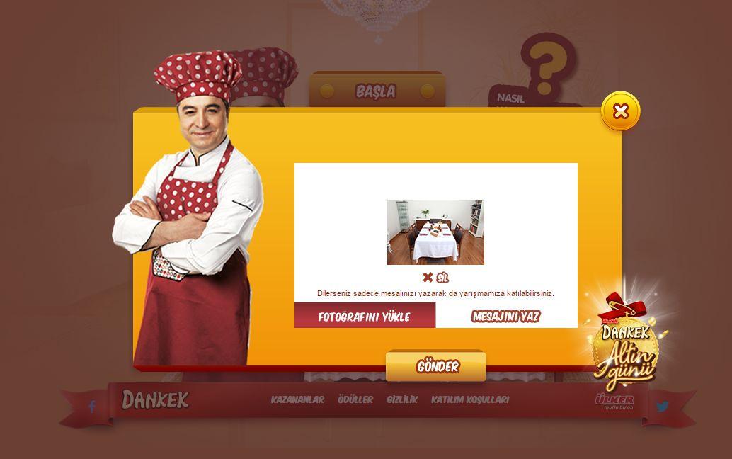 Burak Bakay | .@ulkerdankek altın günü web sitesi